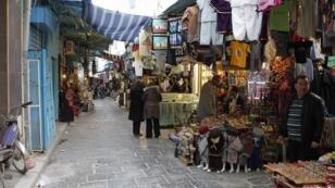 مدينة عتيقة تونسية