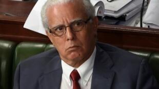 وزير العدل التونسي محمد صالح بن عيسى