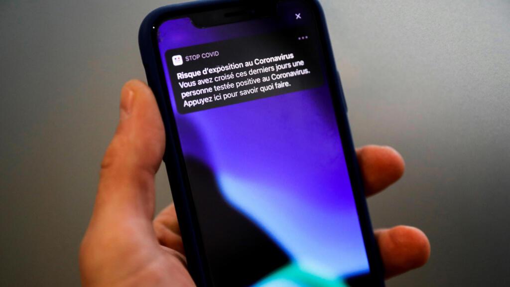 Application StopCovid : les députés français approuvent le traçage numérique