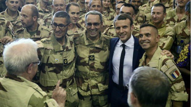 Analysis: France's Macron in Mali to boost regional anti-terrorism force