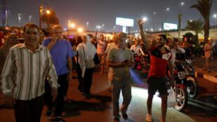 مظاهرات في مصر 20 أيلول/ سبتمبر 2019