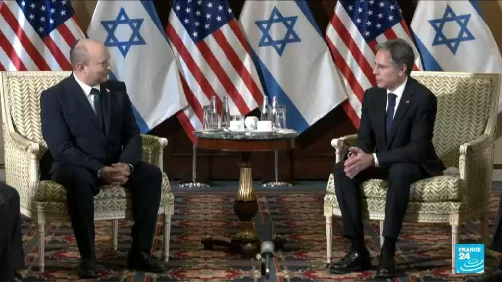 2021-08-26 10:08 Biden, Israeli PM seek to reset relations, narrow differences on Iran
