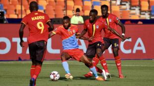Les Léopards de la RDCongo ont été battus par l'Ouganda.