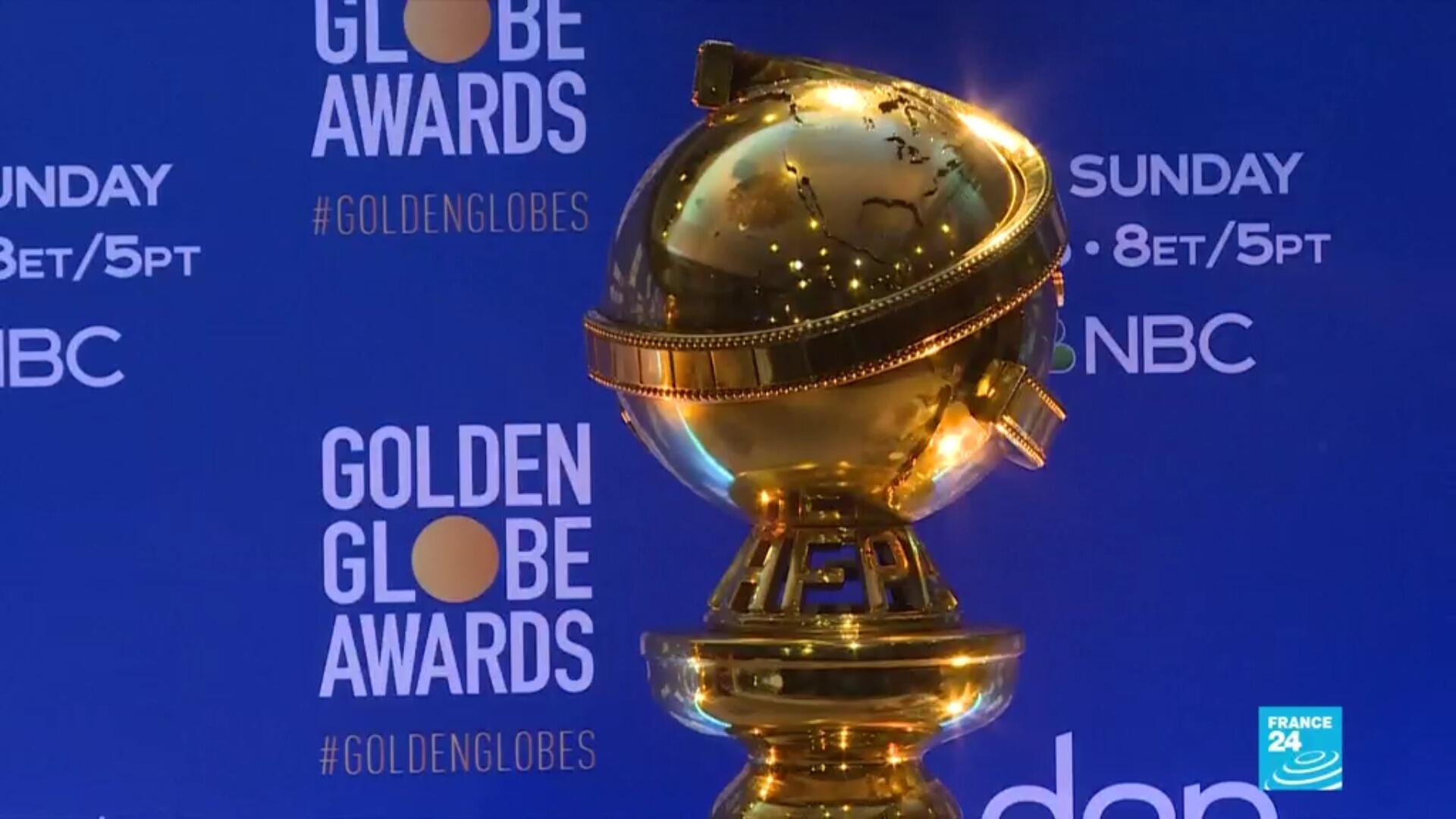 Galardón Globos de Oro.
