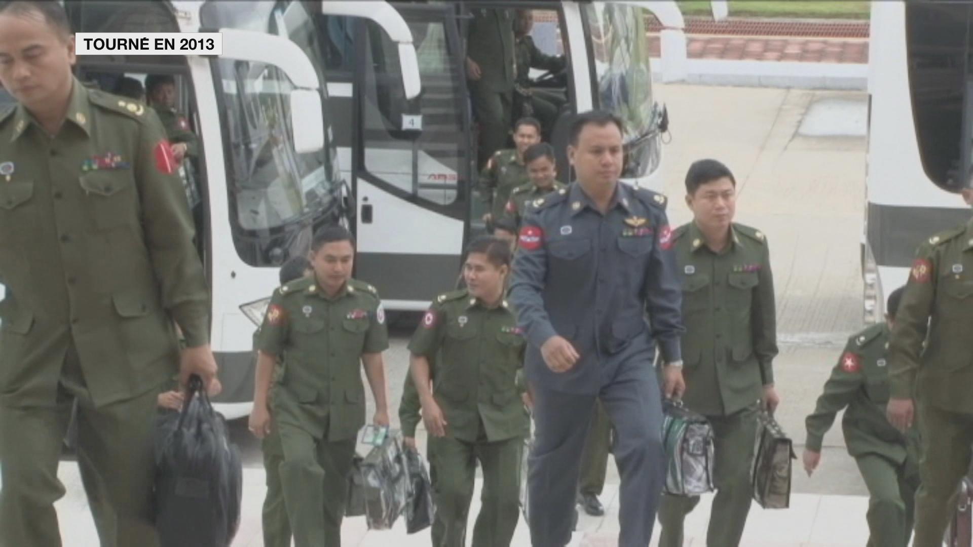 Reporters Birmanie