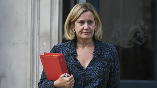 وزيرة العمل البريطانية المستقيلة آمبر رود