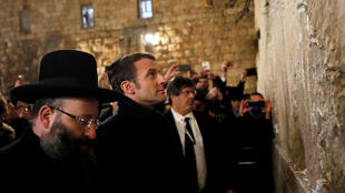 2020-01-22T164922Z_746265140_RC24LE9CJU64_RTRMADP_3_ISRAEL-FRANCE-MACRON-SECURITY