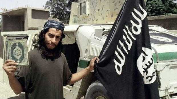 Abdelhamid Abaaoud, the man previously believed to have organised the Nov. 13 attacks in Paris.