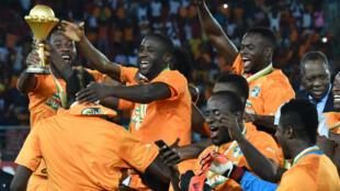 Les Ivoiriens ont remporté la CAN-2015 au bout du suspense.