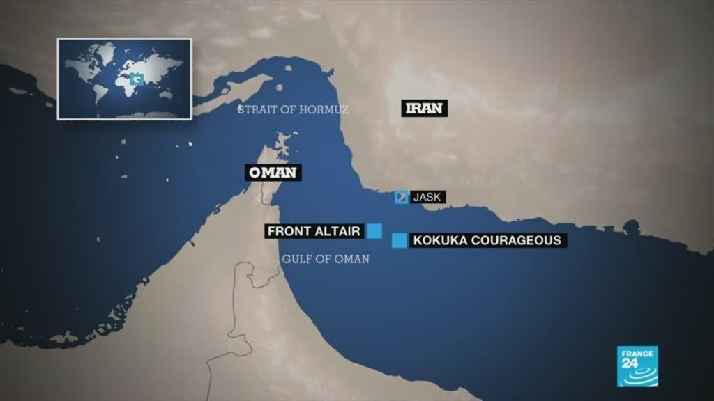 Gulf Of Oman #46246 (19) - Gulf Of Oman Oil - Videos Poll