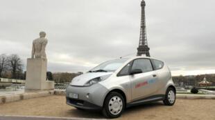 Le service Autolib' avait été lancé fin2011 dans Paris et sa banlieue.