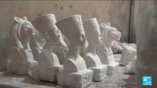 2021-06-17 16:09 Covid-19 en Égypte : effondrement du tourisme, le pays attend les visiteurs