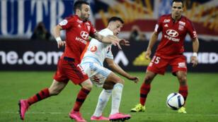 De retour à Marseille, Mathieu Valbuena a été pris pour cible par le public du Vélodrome.