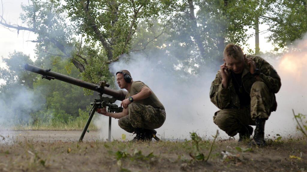 تتواصل المعارك بالمدفعية الثقيلة في مدينة ماريوبول لليوم الرابع على التوالي