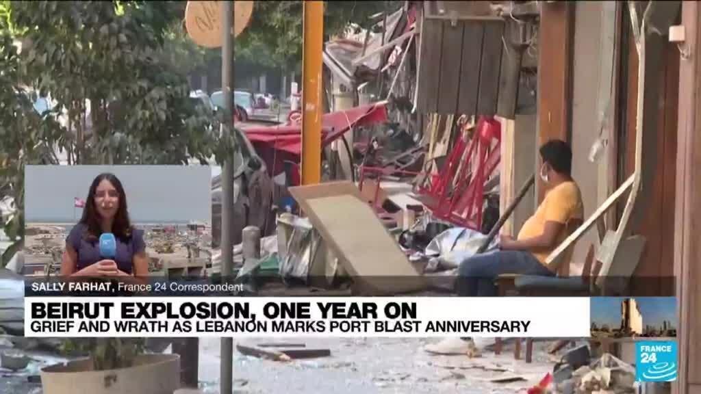 2021-08-04 12:03 Vulnerable Beirut residents struggle in 'fragmented' blast reconstruction