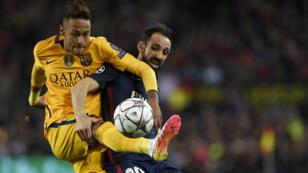 Le FC Barcelone a battu l'Atletico Madrid (2-1), mardi soir, en quart de finale aller de la Ligue des champions.