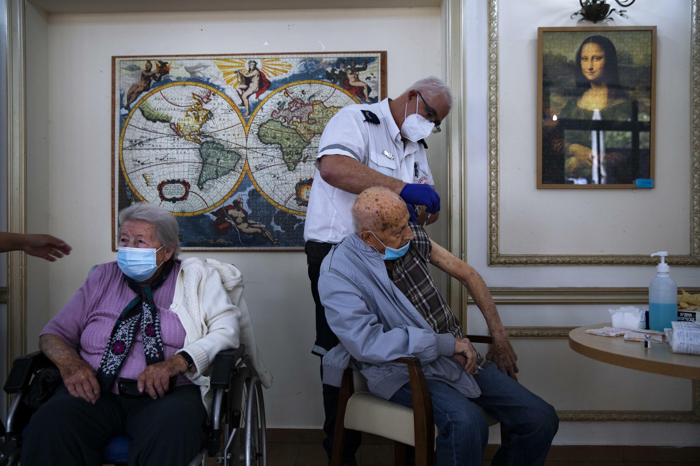 Vaccin-Covid-Israël