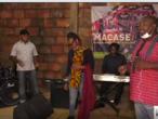 Mort de Manu Dibango: à Yaoundé, hommage en musique à l'enfant du pays