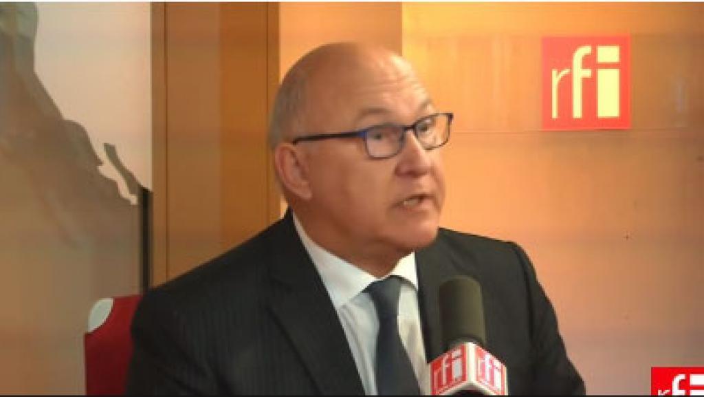 Michel Sapin, ministre des Finances et des Comptes publics.