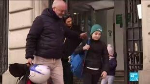 2020-03-05 10:06 Coronavirus : en Italie, les vacances scolaires sont rallongées de 3 semaines