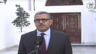 تعيين عبد العزيز جرّاد رئيسا للوزراء في الجزائر.