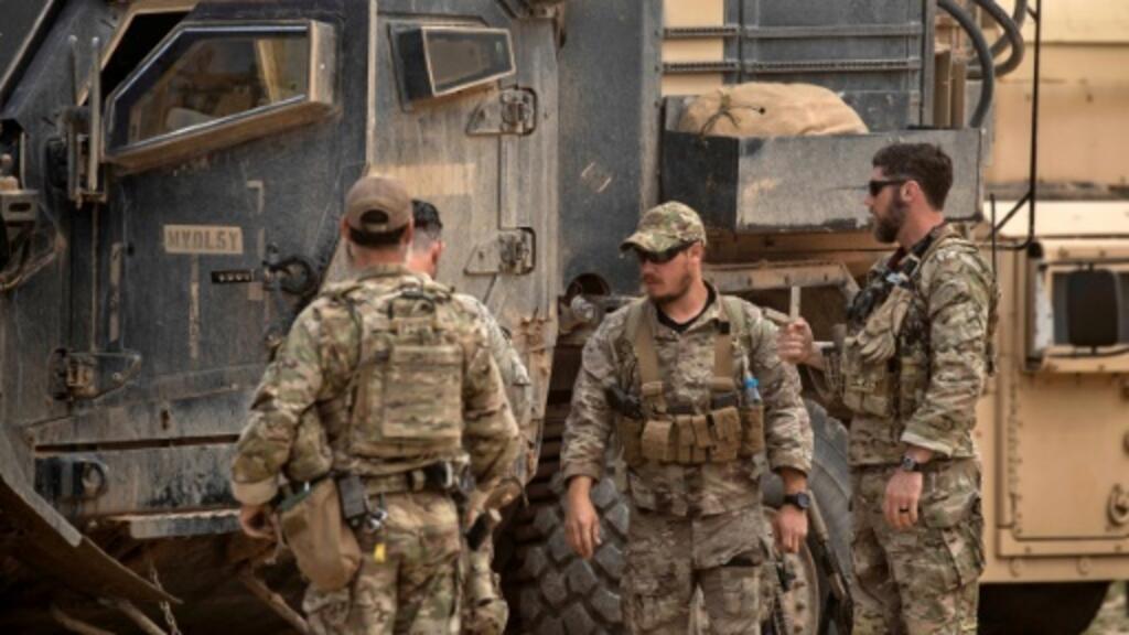 IS 'resurging' in Syria as US pulls troops: watchdog