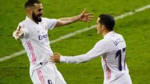 ريال مدريد يفوز على إيبار في الدوري الإسباني. 20/12/2020