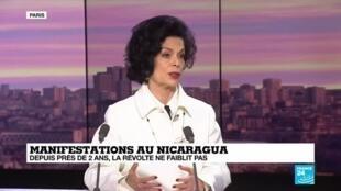 "2020-02-03 18:18 Nicaragua : ""Daniel Ortega est un traître de la révolution sandiniste"""