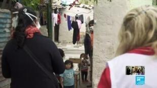 2020-06-05 09:11 Covid-19 en Argentine : une situation inquiétante dans les quartiers les plus pauvres