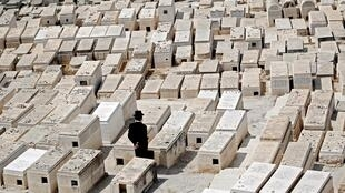 Many Jews want to be buried in the world's only predominantly Jewish state, where they think their graves are less likely to be desecrated