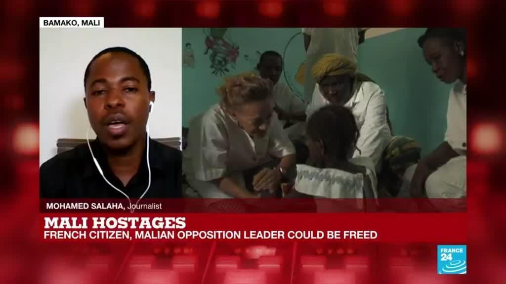 2020-10-06 18:01 Mali hostages: Jihadists have freed Malian politician Soumaila Cisse, French aid worker Sophie Petronin
