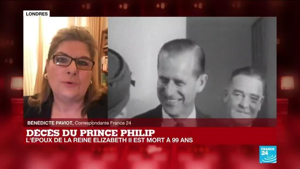 2021-04-09 13:33 Décès du Prince Philip : l'époux de la rien Elizabeth II est mort à 99 ans