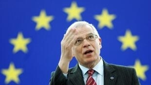 Josep Borrell was president of the European parliament between 2004 and 2007
