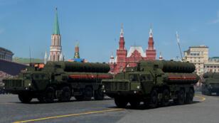 La Turquie serait le premier pays de l'Otan et le deuxième au monde à acheter le système de défense anti-aérien russeS-400.