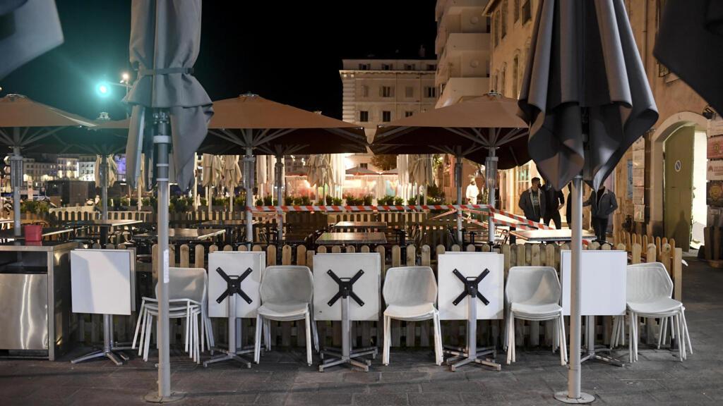 Covid-19 : à Marseille, les cafés et restaurants ont fermé boutique, les professionnels en colère