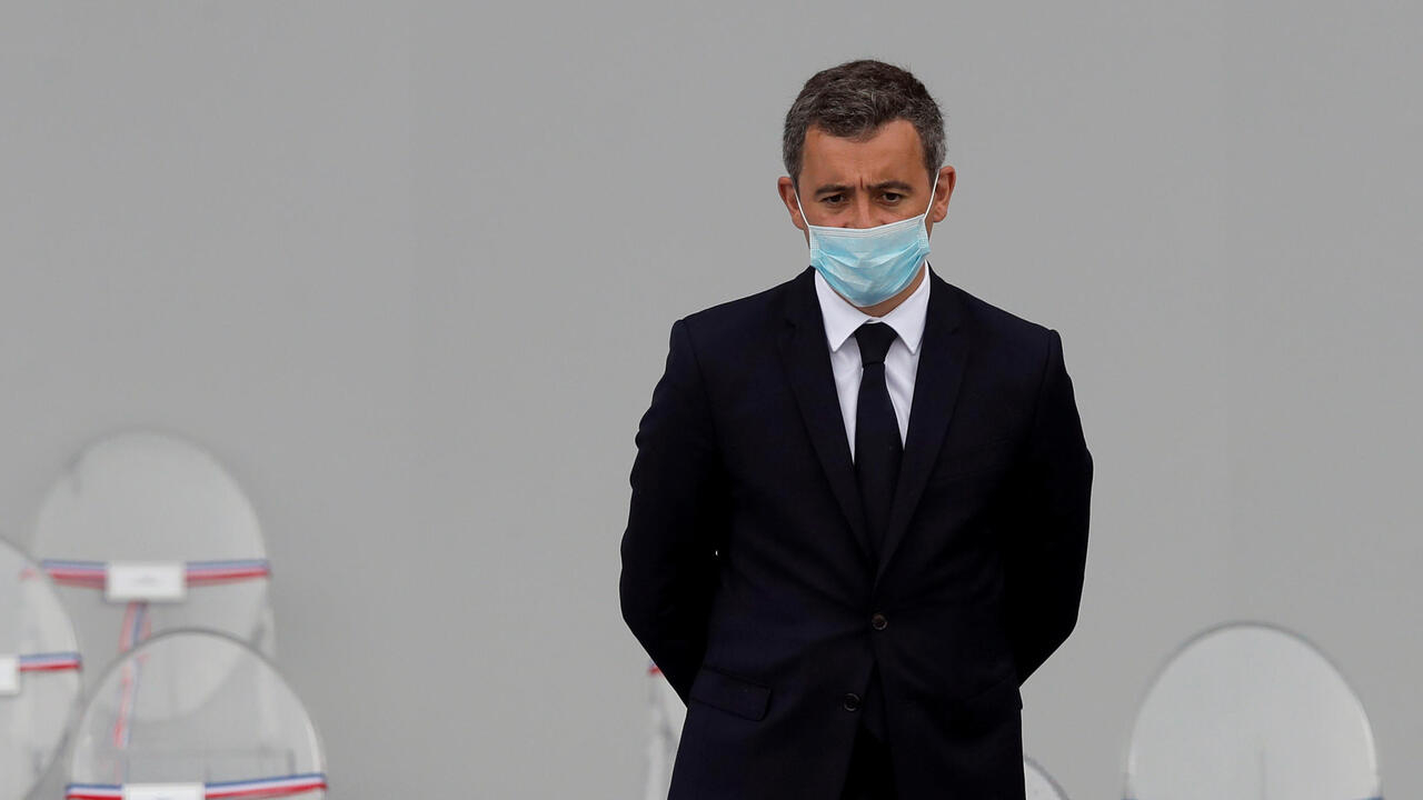 French minister accused of rape says he is victim of a 'manhunt'