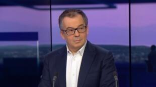 Xavier Timbeau, directeur de l'OFCE