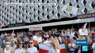 en foco Bielorrusia oposición