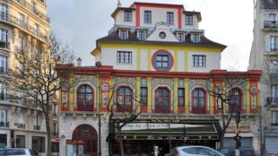 Le Bataclan, salle de concert du XI e arrondissmeent parisien, a été pris pour cible vendredi 13 novembre.