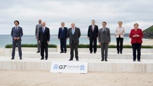 G7 CUMBRE CORNUALLES