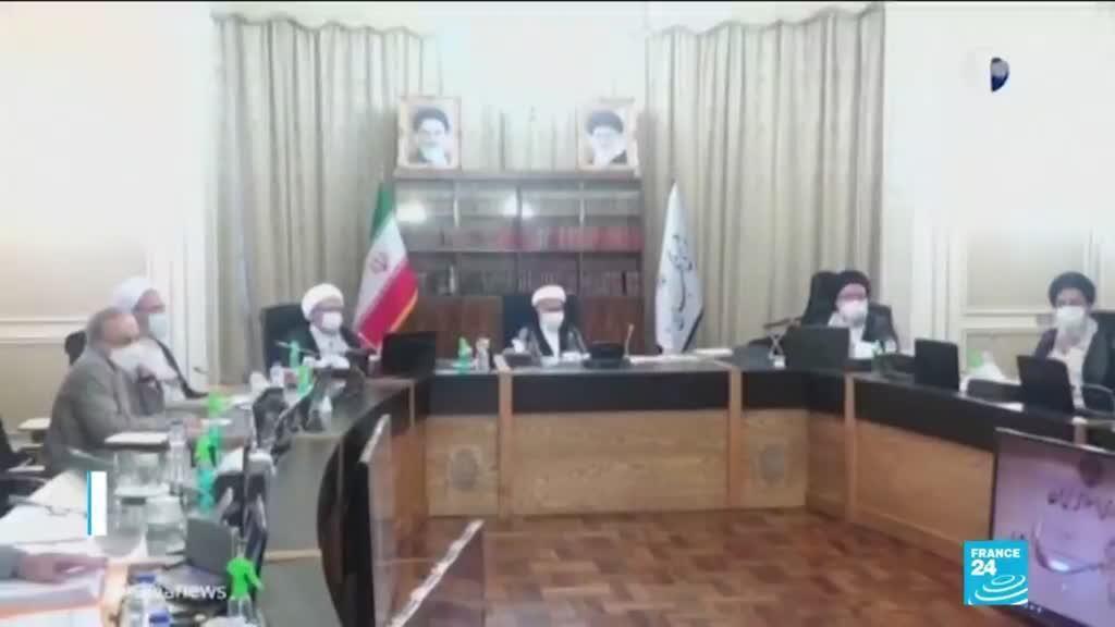 2021-05-25 16:07 Iran approves hardliner for presidential polls, bars several hopefuls
