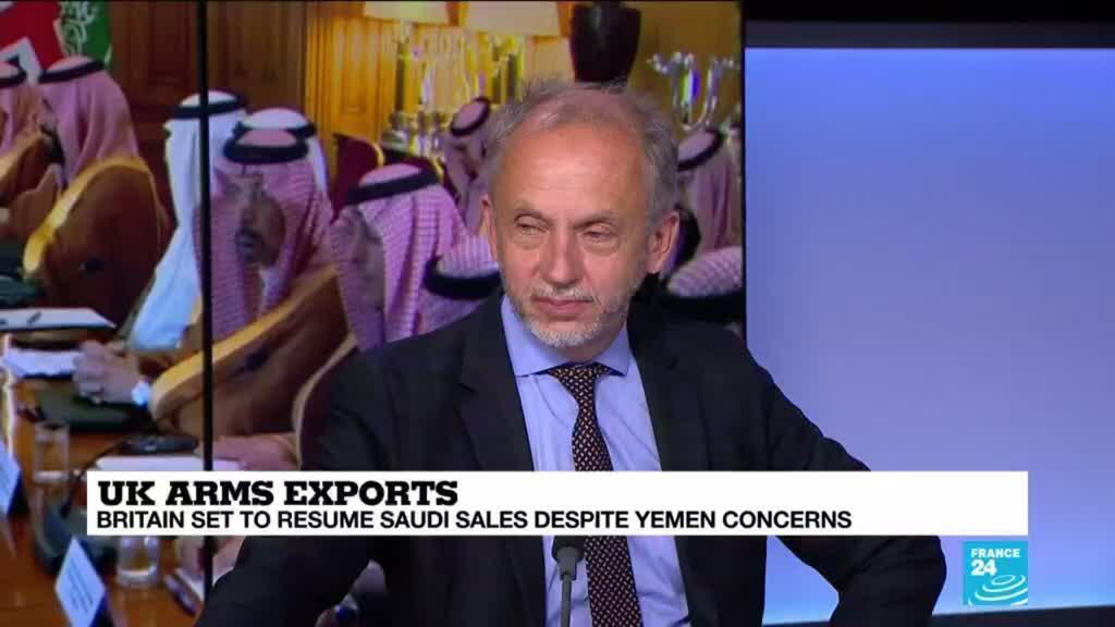 2020-07-08 12:08 Britain set to resume Saudi arms sales