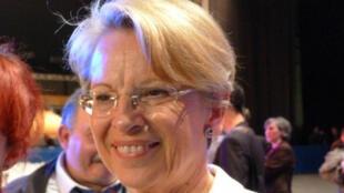 Michèle Alliot-Marie, députée européenne UMP