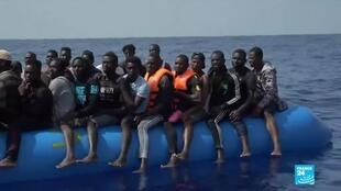 2020-09-17 09:09 Migrant crisis: EU chief set to unveil new policy to replace Dublin asylum rule