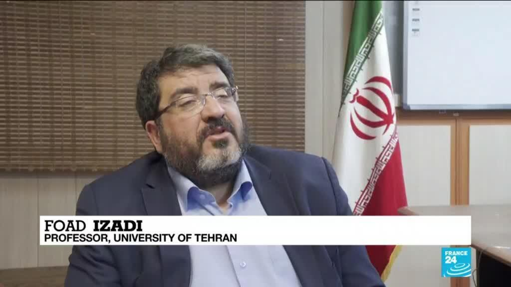 2021-04-12 14:01 Iran says Natanz nuclear site hit by terrorism