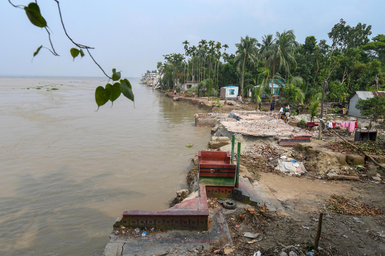 BANGLADESH PADMA RIVER