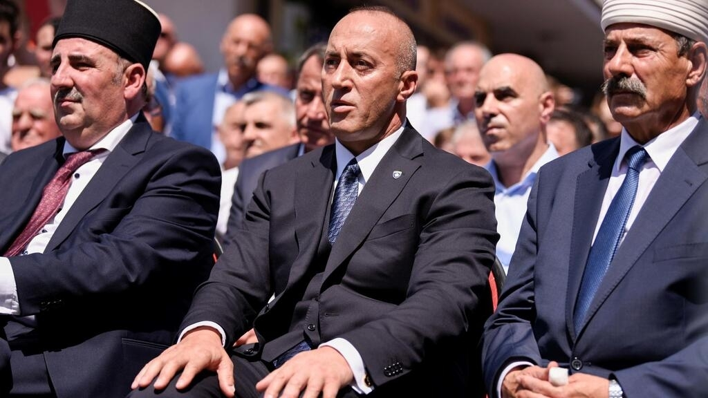 Kosovo parliament to vote on whether to dissolve and hold new elections