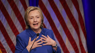 المرشحة الديمقراطية للانتخابات الرئاسية هيلاري كلينتون