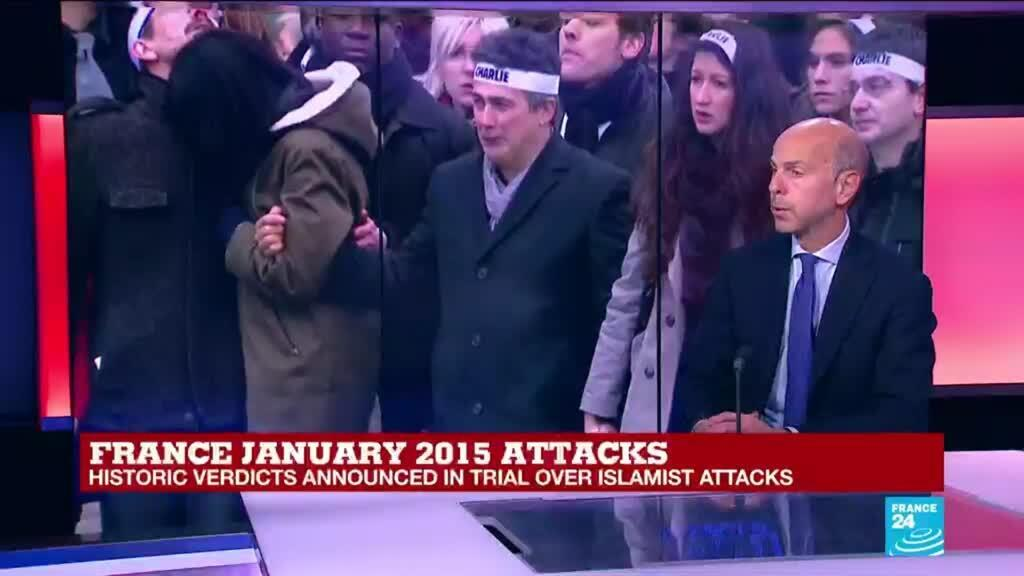 2020-12-16 17:07 France january 2015 attacks: Historic verdicts announced in trial over islamist attacks