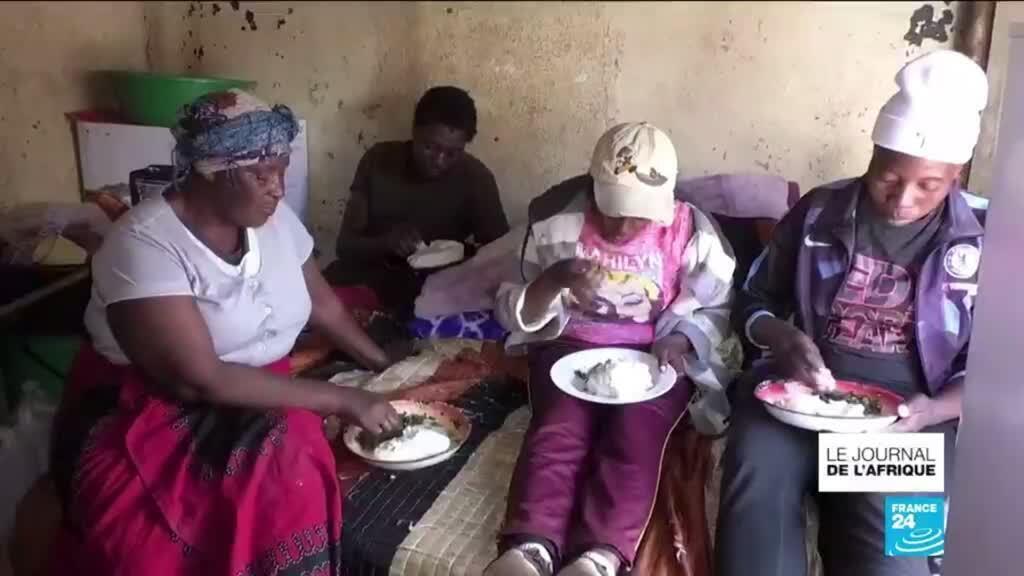 2020-05-18 21:52 Covid-19 au Zimbabwe : avec le confinement prolongé, les familles peinent à se nourrir